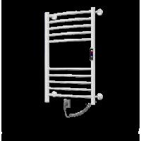 Полотенцесушитель ZorG Жемчужина Гранд 50-80, 225 вт (К-ЖК панель, Белый)