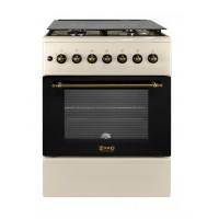 Кухонная газовая плита отдельностоящая G T-LUX 60x60 RST CR