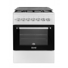 Кухонная газовая плита отдельностоящая G T-LUX 60x60 WH
