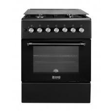 Кухонная газовая плита отдельностоящая G T-LUX 60x60 BL