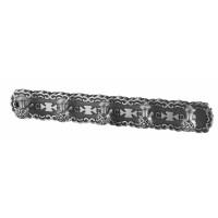 5 крючков на планке для ванной комнаты ZorG AZR 18 SL