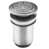 Гидрозатвор Клик-Кляк для ванной комнаты ZorG AZR 2 SL