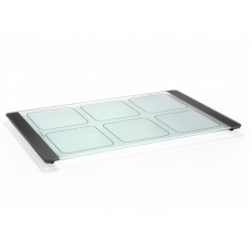 Доска разделочная SZR-RX-GLASS для кухонных моек