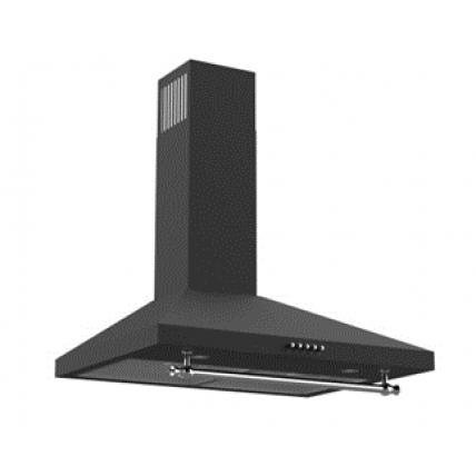 Кухонная вытяжка ZorG Technology Cesux Black R (60см, 650м3)