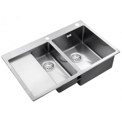 Кухонная мойка ZorG RX-5178-2-R