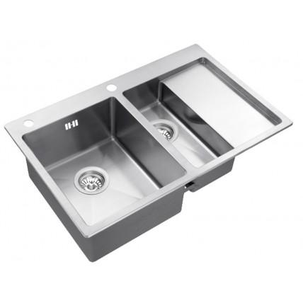 Кухонная мойка ZorG RX-5178-2-L