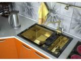 Эксплуатация кухонных моек ZorG Glass