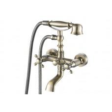 Смеситель для ванны ZorG AZR 607 W