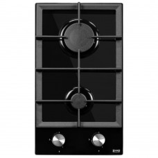Газовая варочная панель ZorG Technology BL DOMINO black