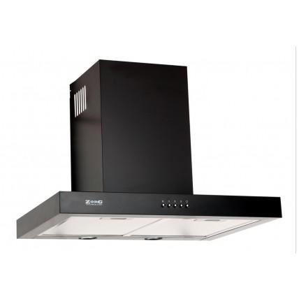 Кухонная вытяжка ZorG Technology Quarta Black (90см, 750м3)