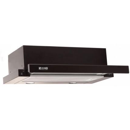 Кухонная вытяжка ZorG Technology Storm Black (60см, 700м3)